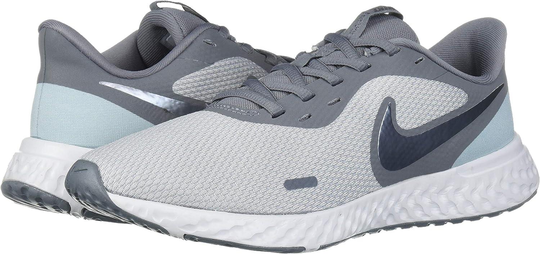 Nike Revolution 5, Zapatillas de Running para Mujer, Gris (Wolf Grey/Mtlc Cool Grey/Cool 006), 40 EU: Amazon.es: Zapatos y complementos