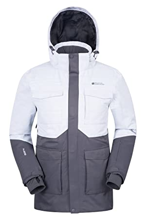 b8fcea462e Mountain Warehouse Luna Mens Ski Jacket - Waterproof Mens Jacket ...
