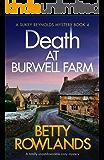 Death at Burwell Farm: A totally unputdownable cozy mystery (A Sukey Reynolds Mystery Book 4)