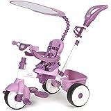 Little Tikes 634307E4 Triciclo 4-in-1 Edizione Basic, Rosa