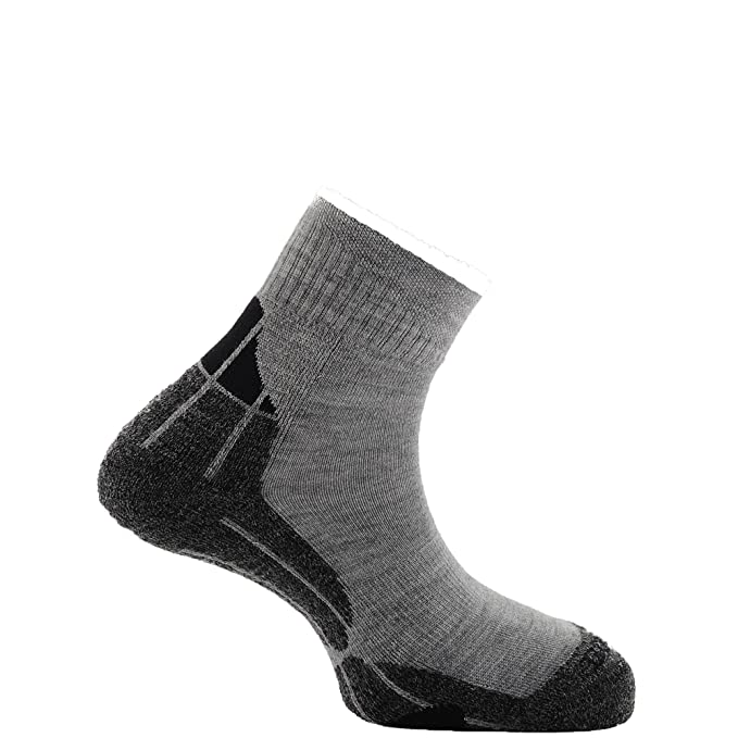 Horizon - Calcetines de largura de un cuarto de lana merino Unisex (36-39
