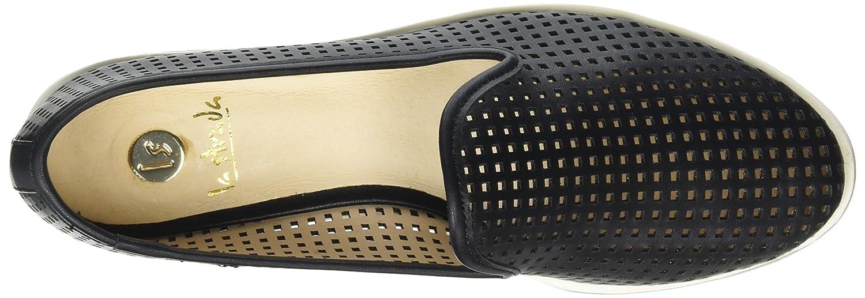 La Strada Black Loafer, Alpargatas para Mujer, Negro-Schwarz (1901-soft, 39 EU: Amazon.es: Zapatos y complementos