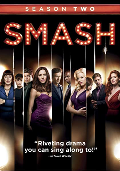 Smash Season 2 Katharine Mcphee Debra Messing Jack Davenport Christian Borle Megan Hilty Anjelica Huston Movies Tv Amazon Com