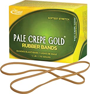 product image for Alliance 21409 Rubber Bands,Size 117B,1/4lb,7-Inch x1/8-Inch,Approx. 75/BX,NL