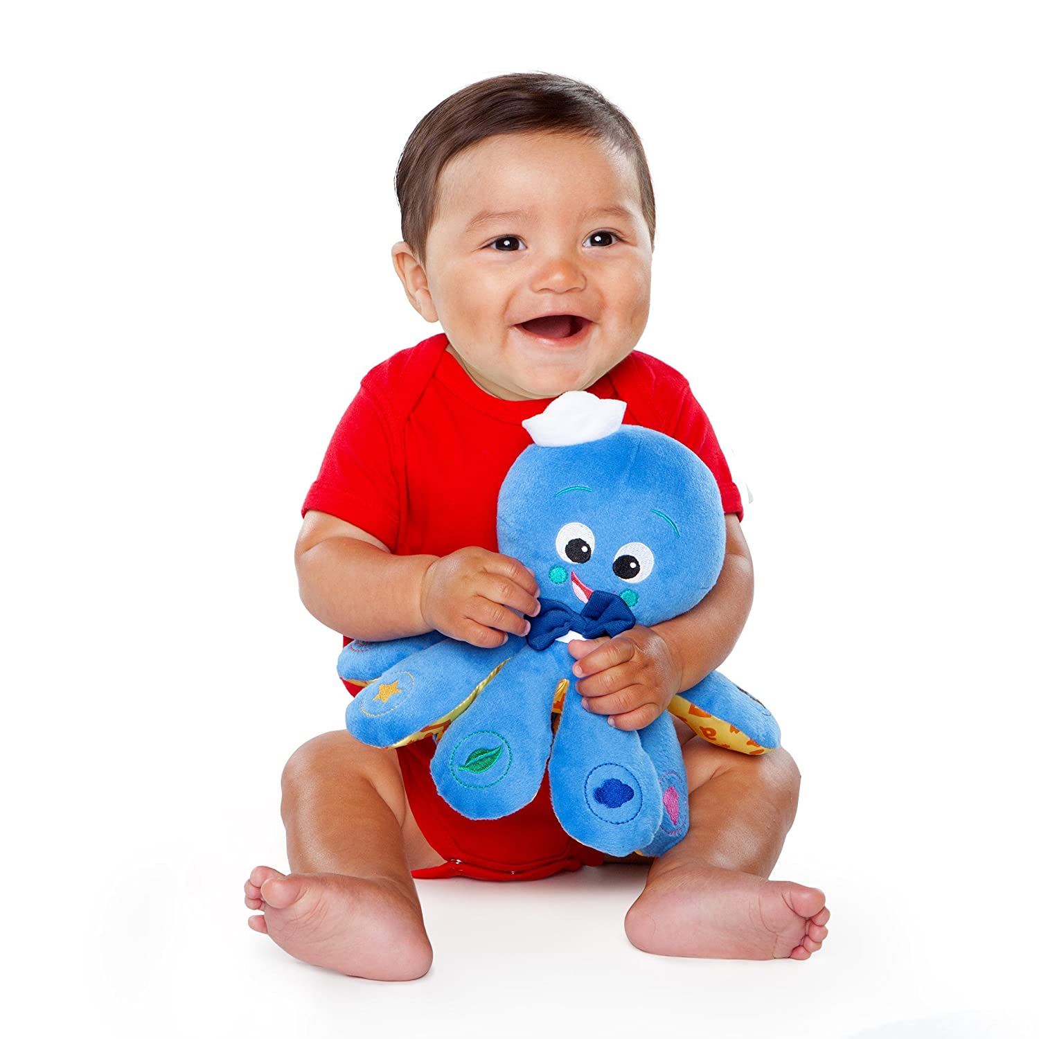 Amazon Octoplush Plush Toy Baby