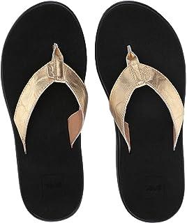 2e4c0f17d027 Teva Women s W Voya Flip Metallic Sandal