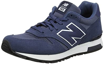 New Balance Herren ML565 Sneaker, Blau (Blue/ML565BLN), 40 EU