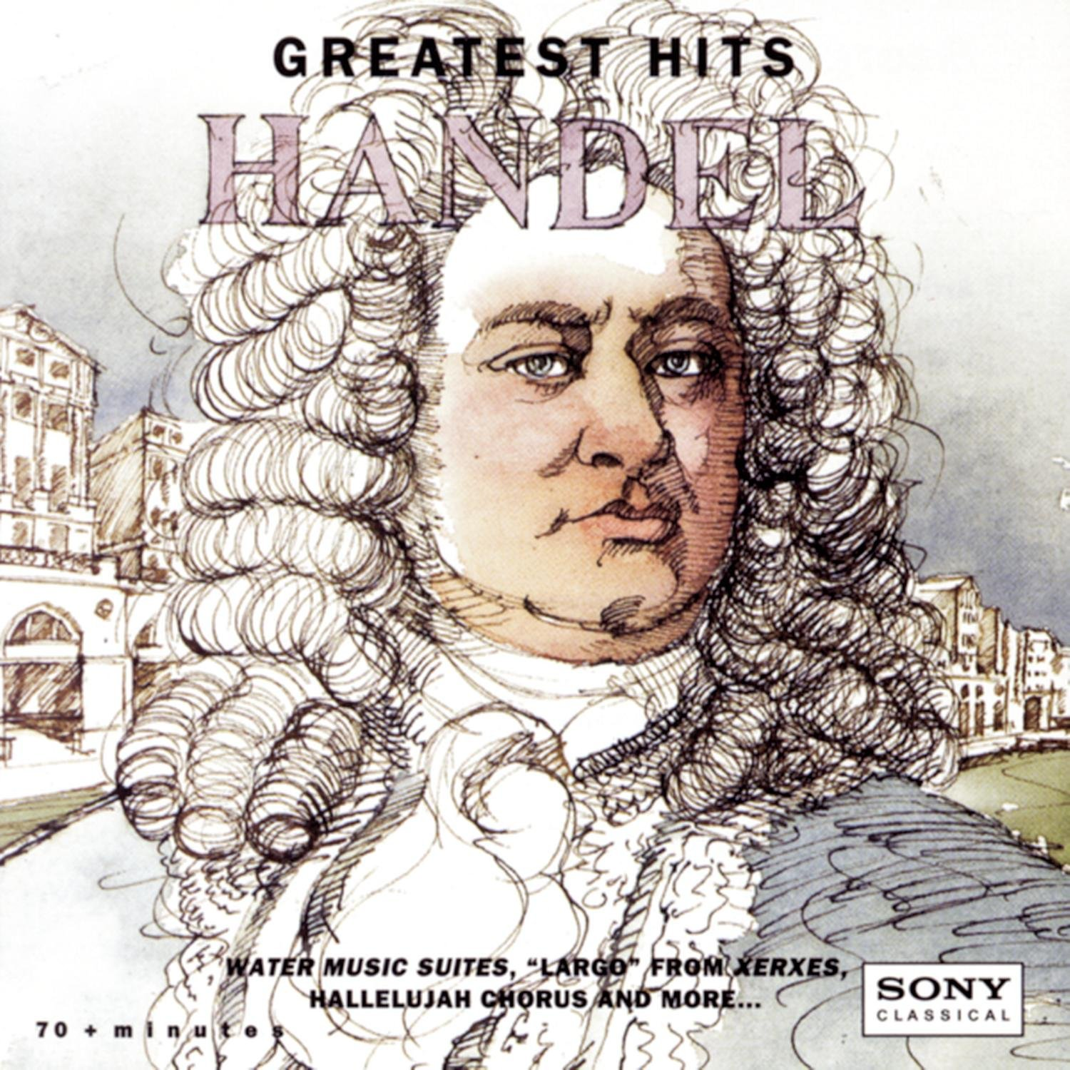 Handel: Greatest Hits by Sony Classical