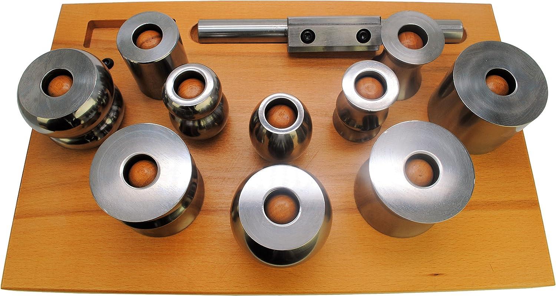 Halter BAN10 Verformungswerkzeug 10 Matritzen
