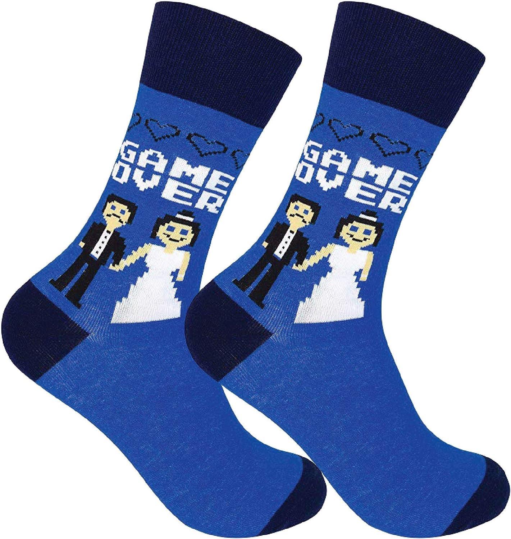 Mens fun novelty Birthday Socks size 6-11