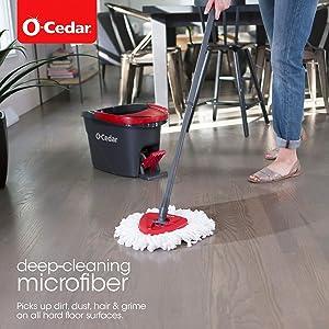 microfiber mop review
