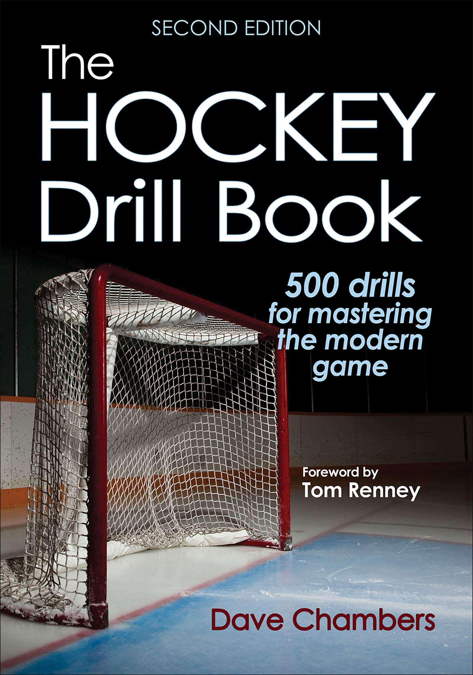 The Hockey Drill Book 2nd Edition Paperback – August 15, 2016