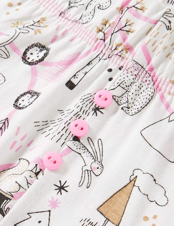 mon Ptit Dodo BF.Land.pl Ensemble de Pijama Fille