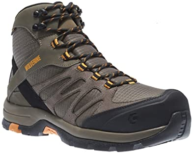 2b581c1288 Wolverine Fletcher Waterproof CarbonMax Hiking Boot Men 7 Taupe