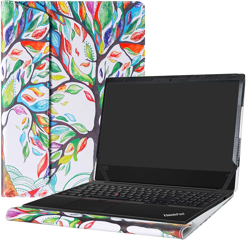 "Alapmk Protective Case Cover For 14"" Lenovo ThinkPad E490 E495 E480 E485 Series Laptop(Warning:Not fit thinkpad E490s E470 E475 E460 E465),Love Tree"
