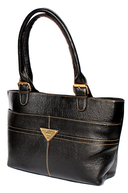 28f55040286d Buy Designer Genuine Pure Leather Women s Shoulder Bag Handbag Online at  Low Prices in India - Amazon.in
