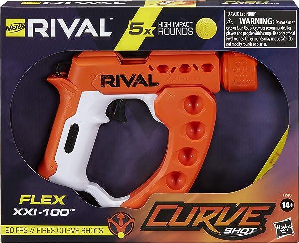 Nerf Rival Curve Shot Flex XXI-100