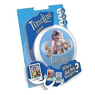 Timeline Events: Toys & Games