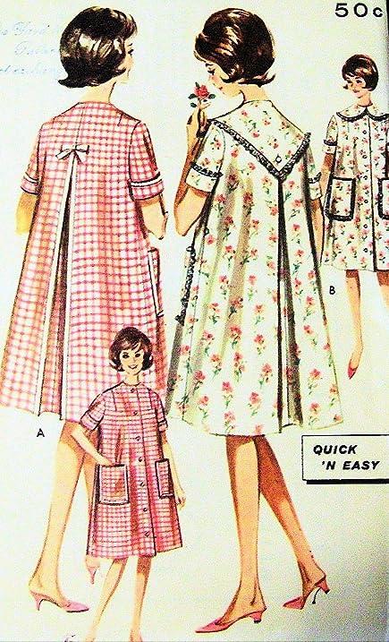 Amazon Butterick 2118 Misses Quick N Easy Brunch Coat Robe