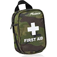 First Aid Kit for Hiking, Backpacking, Camping, Travel, Car & Cycling. with Waterproof Laminate Bags You Protect Your…