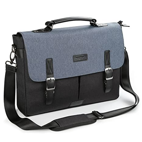e8044daa9c Amazon.com  Inateck Vintage Messenger Bag