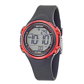 Sector NO Limits Reloj Digital para Mujer de Cuarzo con Correa en PU R3251591503: Sector: Amazon.es: Relojes
