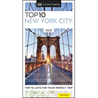 DK Eyewitness Top 10 New York City: 2020 (Pocket Travel Guide)