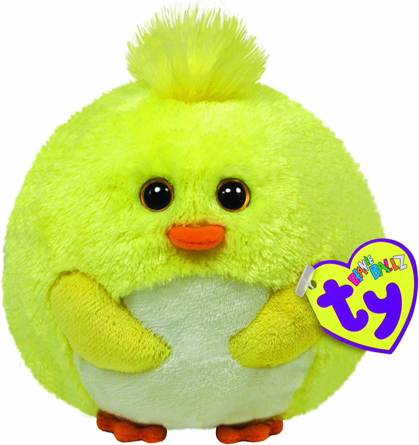 TY EGGBERT the BABY CHICK  BEANIE BABY MINT with MINT TAG