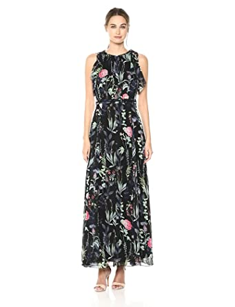 8b2f53c81ce Tommy Hilfiger Women's Monaco Floral Maxi at Amazon Women's Clothing ...