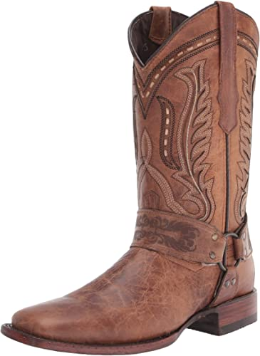 Harness Cowgirl Boots M50038