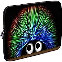 Sidorenko 11,6 Pulgada Funda Laptop para MacBook/Chromebook | Funda para computadora de Neopreno | Funda con Cremallera…
