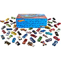 50-Pack Hot Wheels Basic Cars