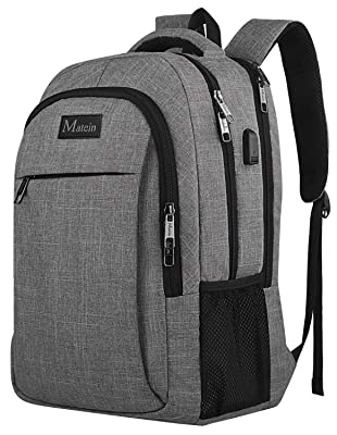 MATEIN Anti Theft Travel Laptop Backpack Review