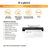 Epson Workforce ES-55R Mobile Receipt and
