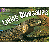 Living Dinosaurs: Band 08/Purple (Collins Big Cat)