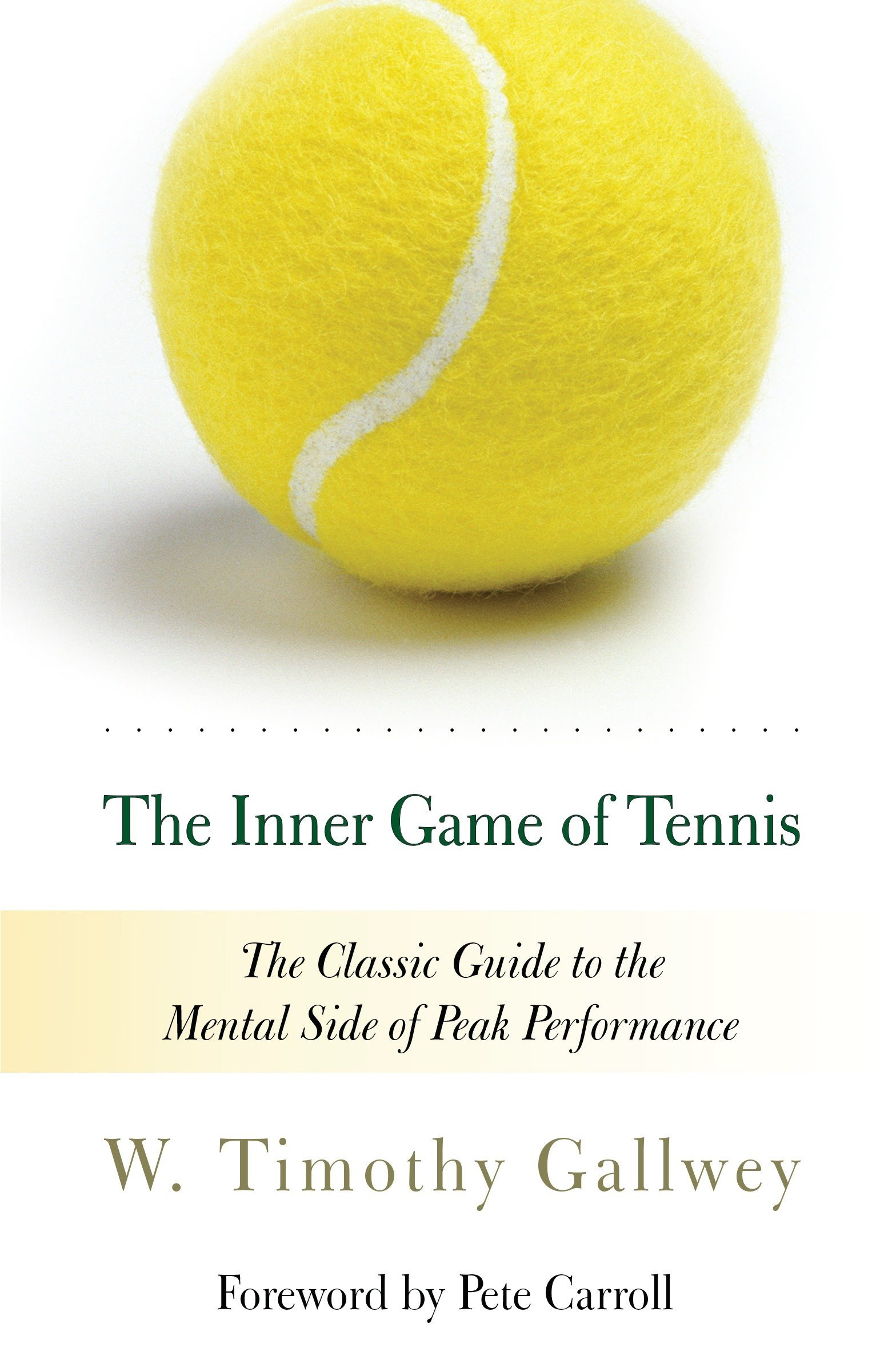 Inner Game Tennis Classic Performance product image