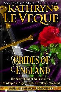 Brides of England: Four Full Length Medieval Romance Novels