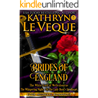 Brides of England: Four Full Length Medieval Romance Novels