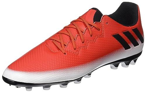 sports shoes a39c9 c94f6 adidas Messi 16.3 AG, Zapatillas de Fútbol para Niños  Amazon.es  Zapatos y  complementos