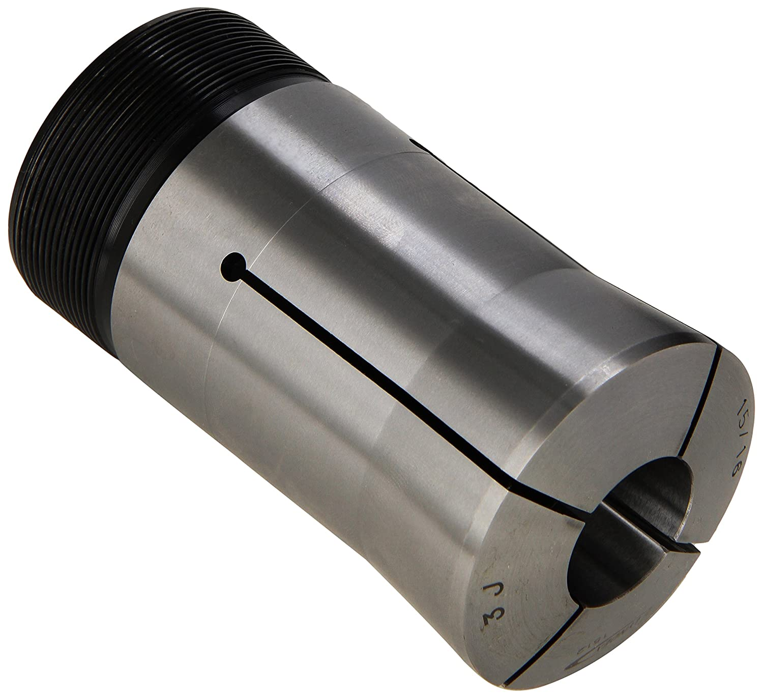 Lyndex 300-061 3J Round Collet 61//64 Opening Size 2.20 Top Diameter 3.75 Length 2 Bottom Diameter