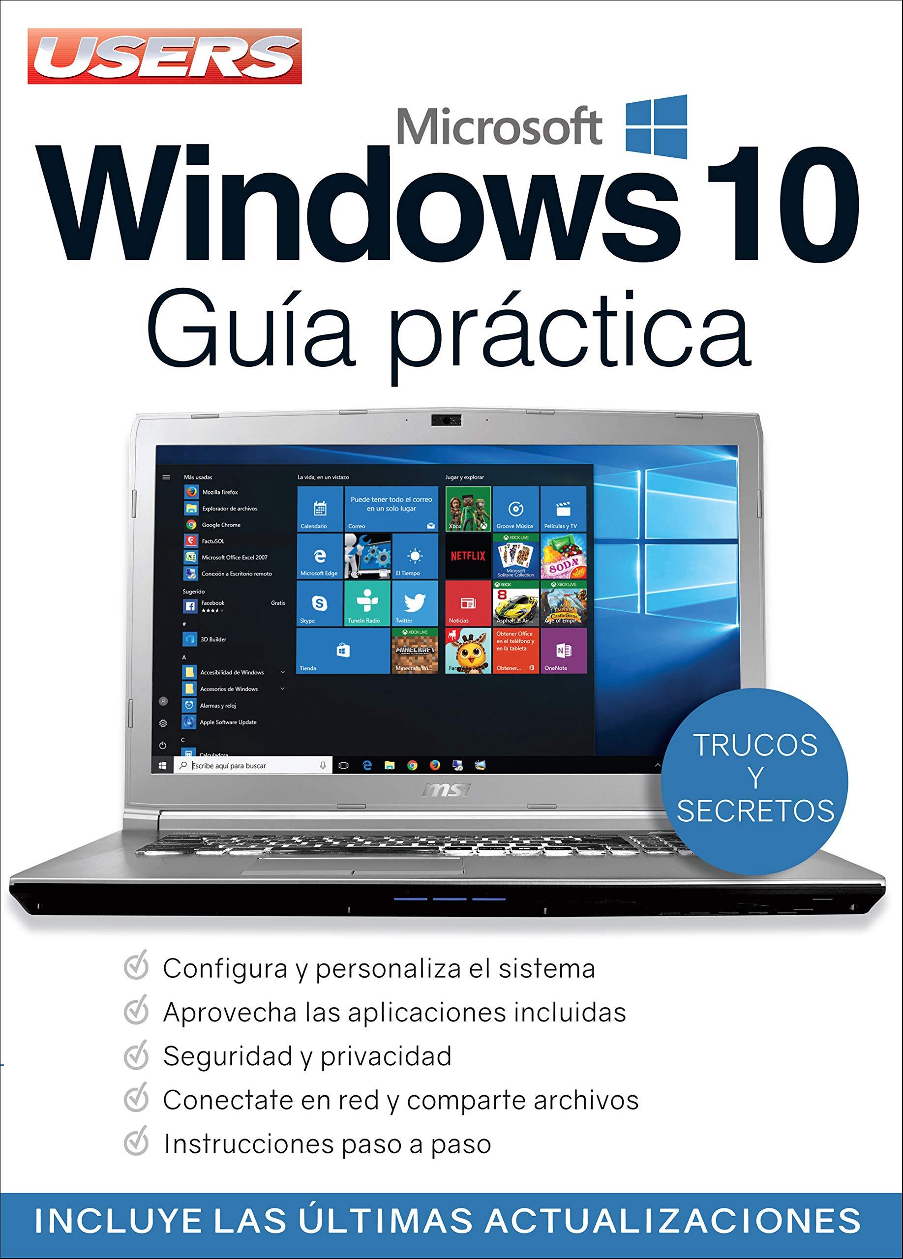 Windows 10 - Guía Práctica (Spanish Edition): Staff Users ...
