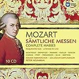 Mozart: Complete Masses - EMI Germany