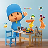 Birthday Express - Pocoyo Giant Wall Decals