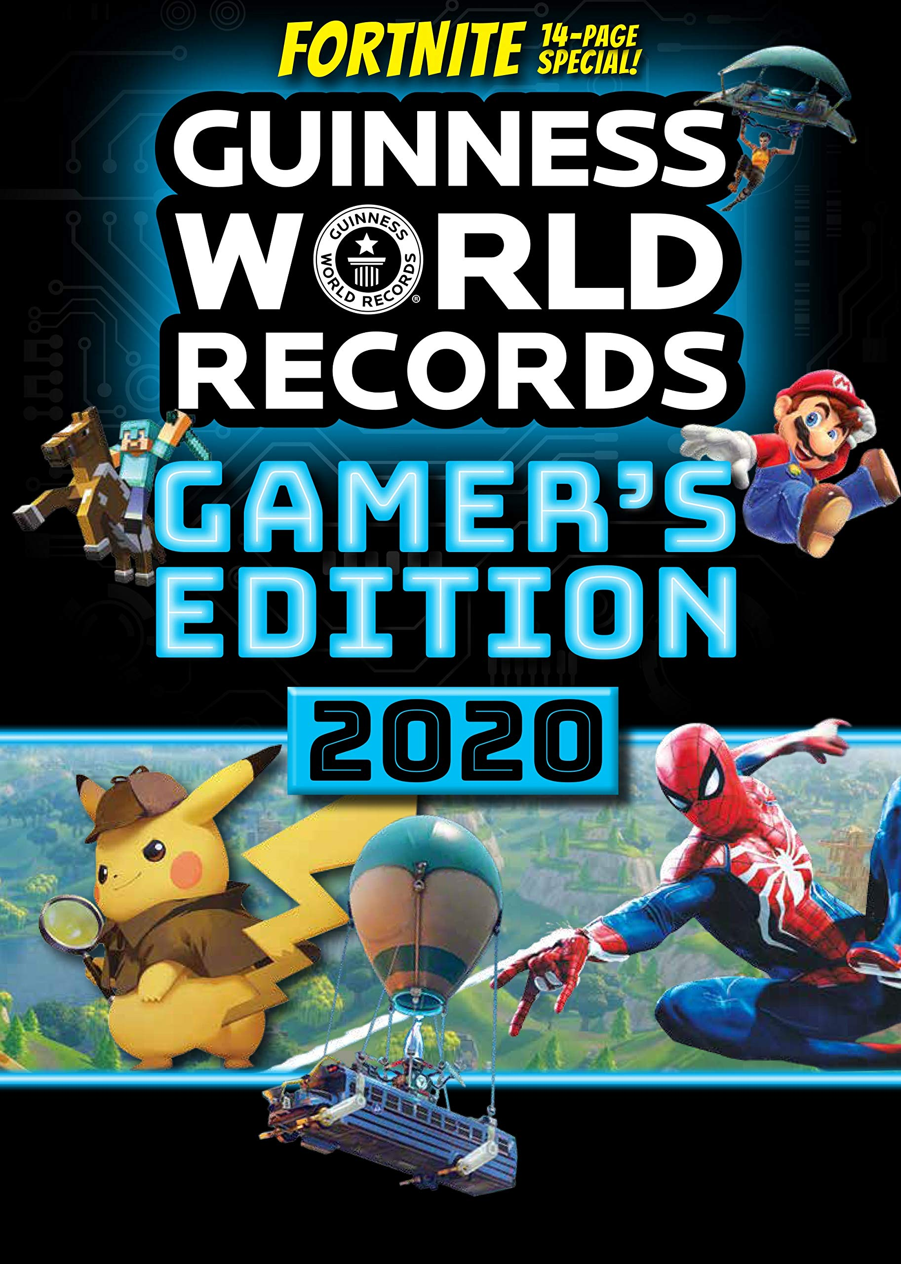 Guinness World Records 2020 List.Guinness World Records Gamer S Edition 2020 Amazon Co Uk