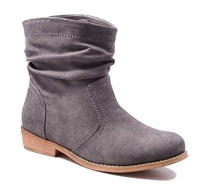 Roi De Chaussures - Bottes Femmes, Couleur, Taille 36 Eu