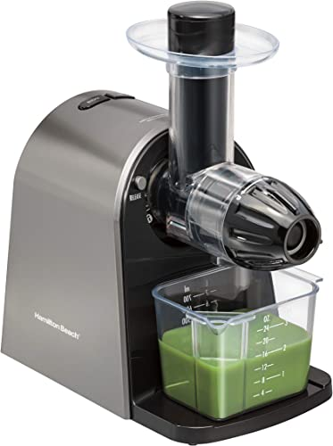 Hamilton Beach Masticating Juicer Machine