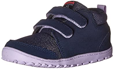 Reebok Kids  Ventureflex Lead-K Training Shoe Collegiate Navy Lavender 4 M  US e5ff8c25d