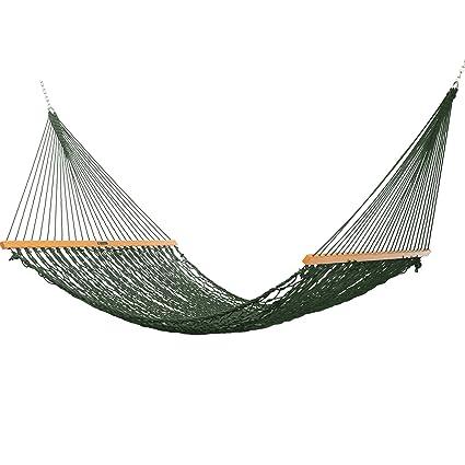 Amazon.com: Hamaca individual de cuerda Duracord original de ...