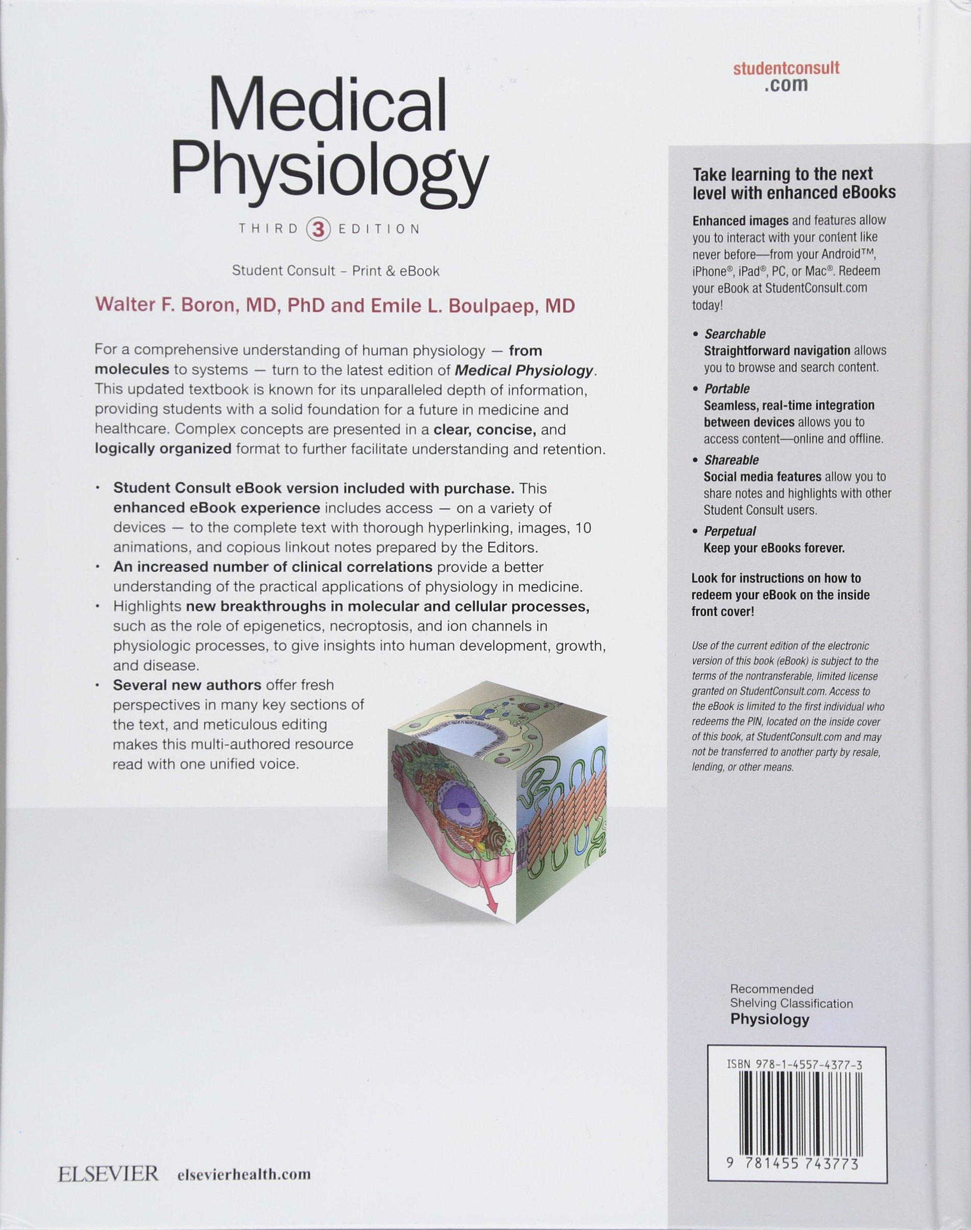 Boulpaep medical physiology boron pdf and