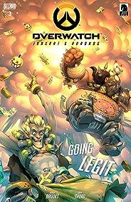 Overwatch #3 (English Edition)